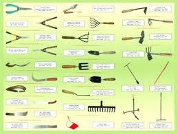 garden tool names and pictures garden tool names list of garden