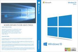 Windows 10 Pro Capa Dvd Com Cd Key Album On Imgur