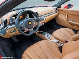 ferrari 458 white interior. ferrari 458 interior photos 1 white h