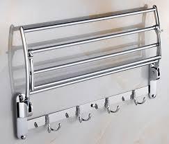 towel rack with hooks. Movable-towel-shelf Towel Rack With Hooks T