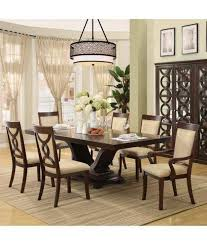 modern black dining room chairs set of 4 lovely teak wood 6 seater dining table