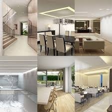 Nulty - Residential Domestic Interior Schemes Lighting Design