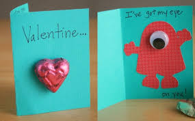 Valentines Day Cards For Boys Monster Valentines Cards For The Classroom Make And Takes