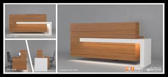 modern office reception desk. Charming EBay Reception Desk For Modern Office Design: Ebay With Light Accent