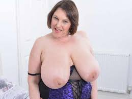 Carol brown mature big tits