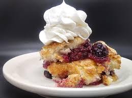 Blackberry Cobbler — Cooking For Seniors % Cooking For Seniors