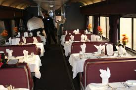 DINING ON BOARD