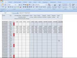 Horas Mensuales Plantilla Excel Control Horas Trabajadas