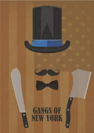 best leonardo dicaprio images leonardo  gangs of new york minimal movie poster david peacock
