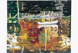 peter doig swamped 1990 photo christie s