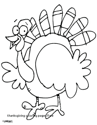a turkey coloring page pages free print color new thanksgiving already colored
