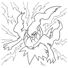 Pokemon Dialga Coloring Pages Jerusalem House