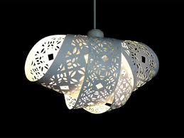 Rice Paper Lamp Shade New Home Decorations Diy Paper Lamp Shades