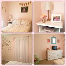Shabby Chic Bedroom Paint Colors Shabby Chic Little Girls Room Behr Sweet Nothing Pale Pink Paint
