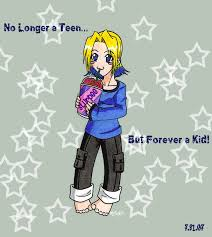 Are no longer teens to