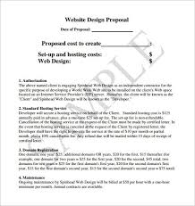 Website Proposal Letter Proposal Format 9 Event Proposal Letter Example Sample With