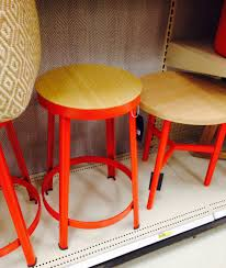 red bar stools target. How Beautiful Red Orange Target Stools With Laminate Wooden On Top Bar R