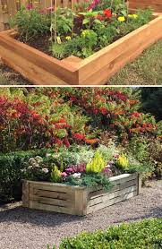 building a garden bed. Check Out How To Build A Raised Flower Bed At Https://homesteading. Building Garden