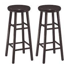 30 in bar stools. Amazon Com Winsome Wood 30 Inch Swivel Bar Stools, Dark Espresso In Stools N