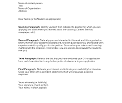 Amusing Cover Letter Opening Statement Photos Hd Goofyrooster