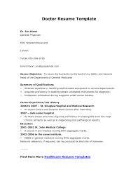 Mbbs Doctor Resume Sample Sidemcicekcom Sidemcicek Com For Study