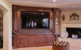 Home Theater Cabinet Custom Home Theater And Tv Cabinets Doopoco Enterprises
