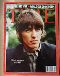 Beatles Revista Time Morte De George Harrison Dezembro Mlb Fsquarefalse George  Harrison Foto von Sallyann-8 | Fans teilen Deutschland Bilder