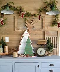 Pin this  DIY Rustic Christmas Tree Decoration