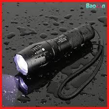 Đèn pin mini siêu sáng cầm tay bỏ túi T6 cao cấp hợp kim nhôm zoom được,đèn  pin mini bỏ túi cắm trại kèm pin - DTM Store - Đèn pin