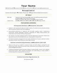 Business Consultant Sample Resume Fresh Resume Cover Letter Us