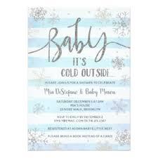 Snowflake Baby Shower Invitations Nice Decoration Snowflake Baby Shower Invitations Marvellous