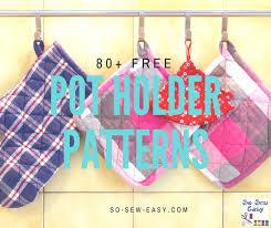 Potholder Patterns