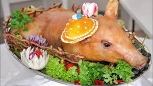 Новогодние <b>блюда</b> и <b>закуски</b> год свиньи 2019 <b>New</b> year's meals ...