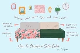 Neutral furniture Coloured Choose Sofa Color Country Living Magazine How To Choose The Right Sofa Color