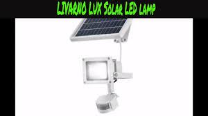Test Lampada Solare A Led Livarno Lux Lidl Test Led Solar Lamp