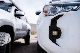 4runner Led Fog Lights 2014 2020 Toyota 4runner Led Fog Light Pod Replacements