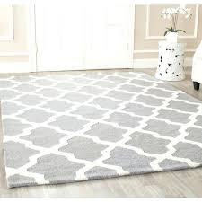 8 x square area rugs silver ivory image 9x9