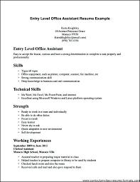 Sample Clerk Resume Cover Letter Administrative Clerk Resume Admin
