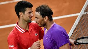They come from inside the property. Rafael Nadal Heads To French Open With Confidence And A Clear Mind After Beating Novak Djokovic Eurosport