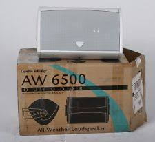 definitive aw6500. definitive technology aw6500 indoor \u0026 outdoor speaker white ; cfl 600299 aw6500 -