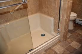 converting to stand up shower replacing with add a shower kit img architecture tub to conversion home