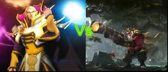 dota 2 l only mid invoker vs sniper l youtube