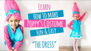 Poppy Troll Dress Pattern Best Decoration
