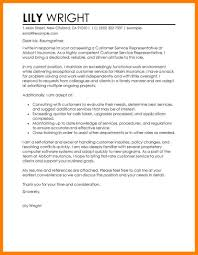 6 Customer Service Cover Letter Examples List Of Reference
