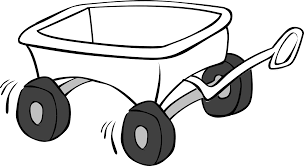 black and white covered wagon. covered cliparts #70010 black and white wagon o