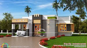 Small Picture Ft Contemporary Style Small House Kerala Home Design And Floor