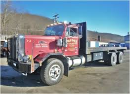 autocar all trucks for new used autocar all trucks rock 1988 autocar t a flatbed dump flatbed dump truck port jervis ny