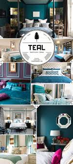 Color Choice: Teal Bedroom Ideas