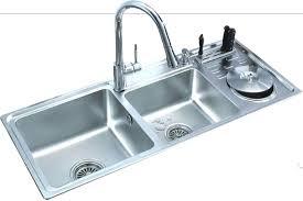 kitchen sink with drainer board kitchen sink double draining board