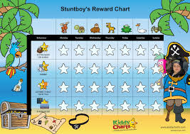 Downloadable Reward Charts Free Reward Charts For Kids Kiddycharts